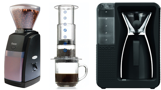 Our Favorite Coffee Gear
