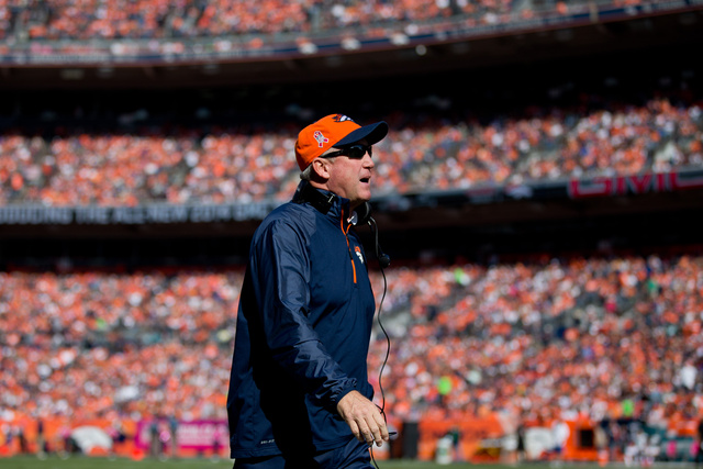 Report: John Fox To Undergo Heart Surgery, Miss At Least A Mont…