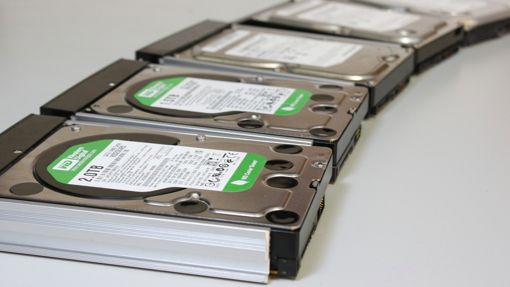 Western Digital's New Hard Drives Are Filled With Helium