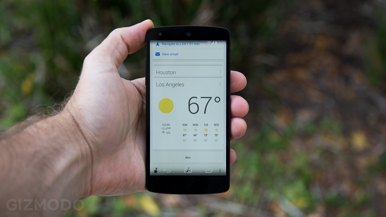 Nexus 5 Review: The Best Android Can Offer (Especially For the Price)