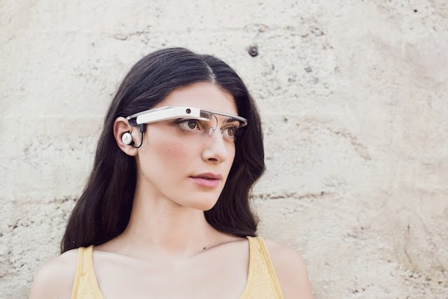 You'll Be Able To Get Google Glass With Prescription Lenses Next Year
