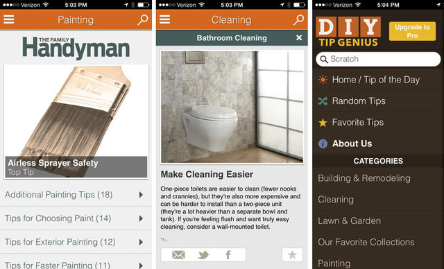 7 Home Improvement Apps to Help Your Inner Handyman