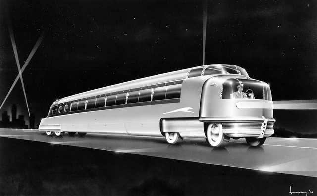 Raymond Loewy, the Man Who Made the 20th Century Beautiful