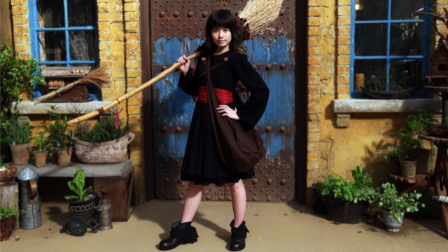 The Kiki's Delivery Service Live-Action Movie Looks Horrible