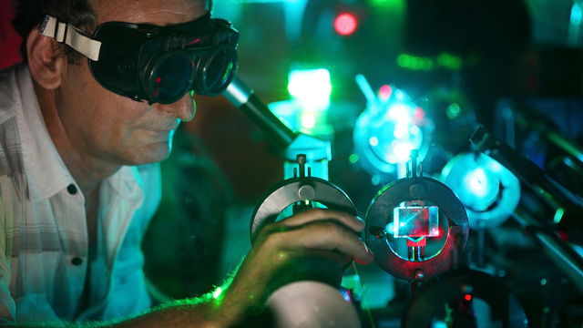 How the us barely beat soviet russia to inventing the laser gizmodo