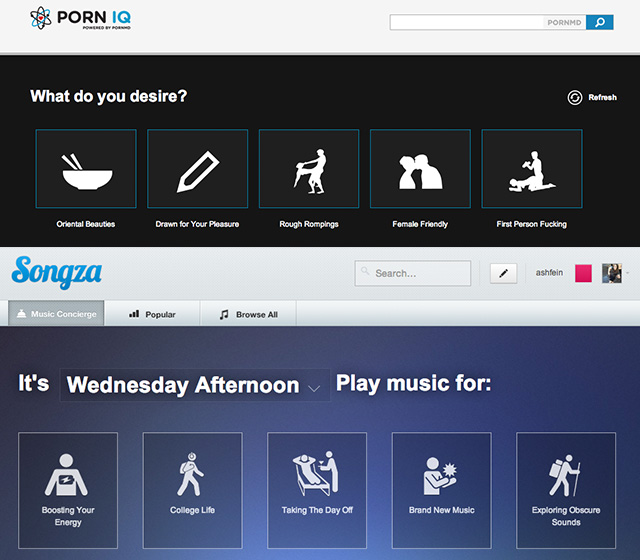 There's a Pandora for Porn Because of Course There Is