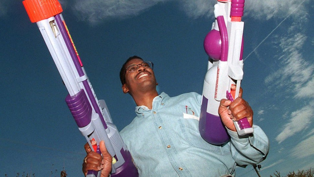 Former NASA Engineer Turned Super Soaker Inventor Just Got Very Rich