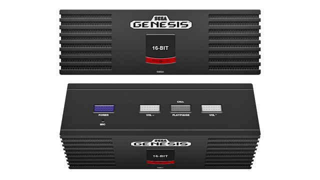 The Sega Genesis Lives Again (As a Bluetooth Speaker)