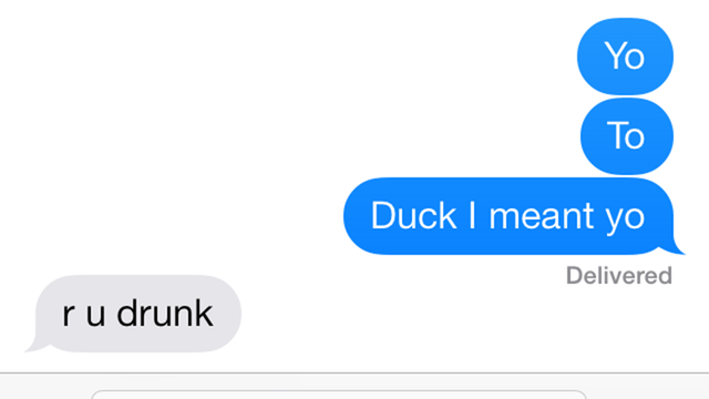 The Fastest Way to Train Your iPhone's Autocorrect