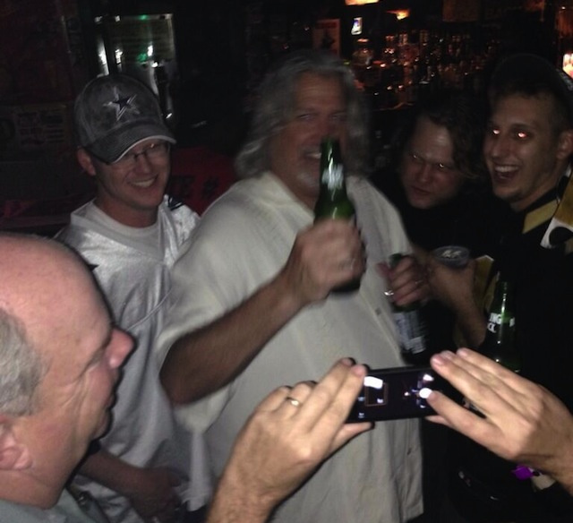 Rob Ryan Had Drinks With Saints Fans After Beating The Cowboys