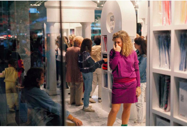 Radical '80s Malls, Panorama Camera Balls, iPad Mini's New Screen, More