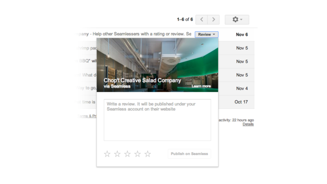 Gmail's New Buttons Let You Take Care of Business Without Opening Email