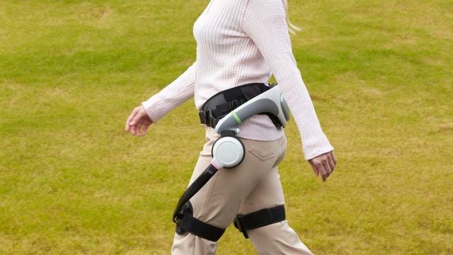 Honda's Robotic Legs Can Help Disabled People Walk Again