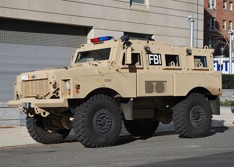 Fbi Cars For Sale >> 7 Repurposed Military Vehicles Hiding Out In Civilian Life | Gizmodo Australia