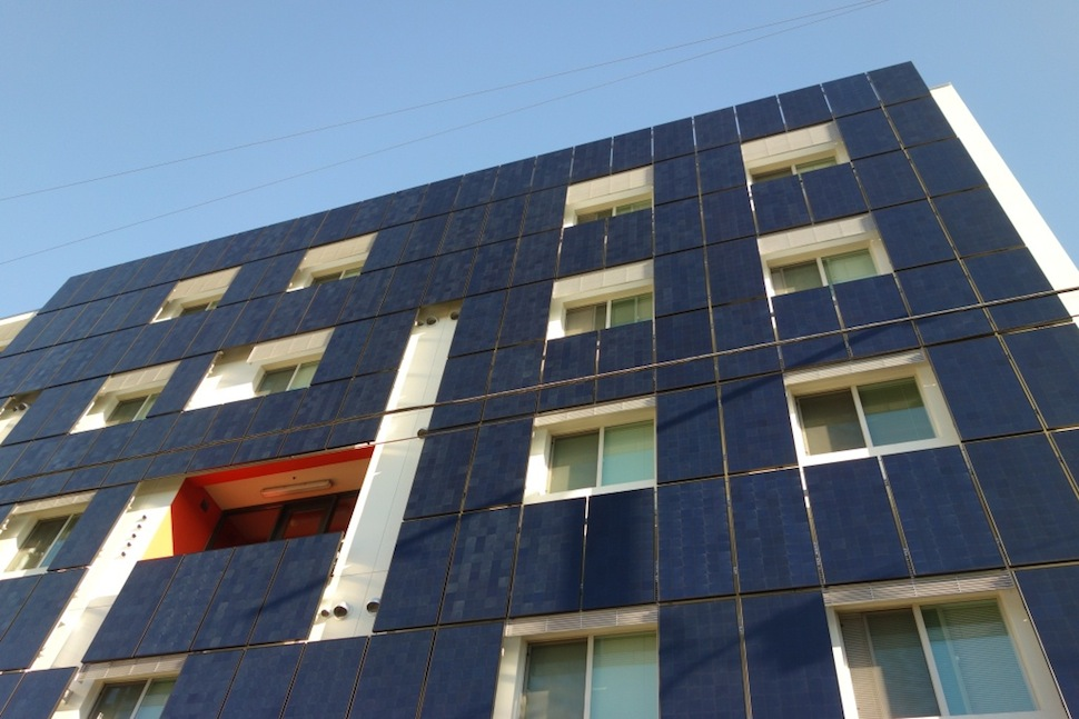 Solar Panels: Not Just Big Rectangles On The Roof Anymore | Gizmodo ...