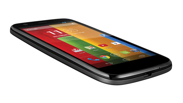 Motorola Moto G: $180 of Android KitKat Goodness
