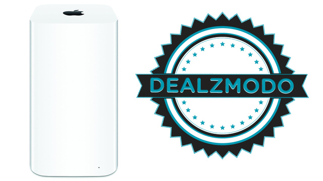 Airport Time Capsule 3TB, External Power To The Max, 1TB USB3 [Deals]