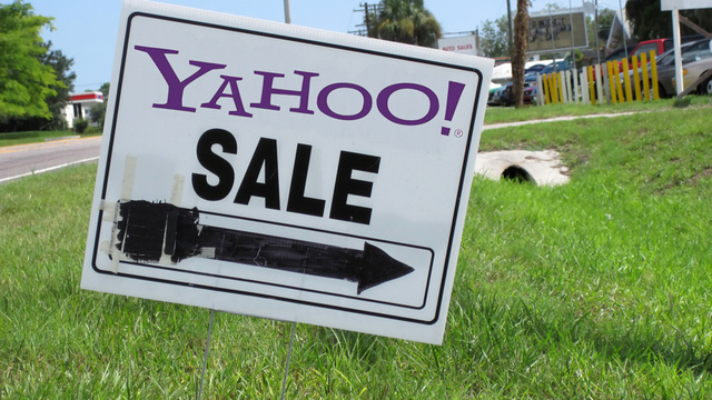 Yahoo's Having a Domain Yard Sale: Who Wants Sandwich.com?
