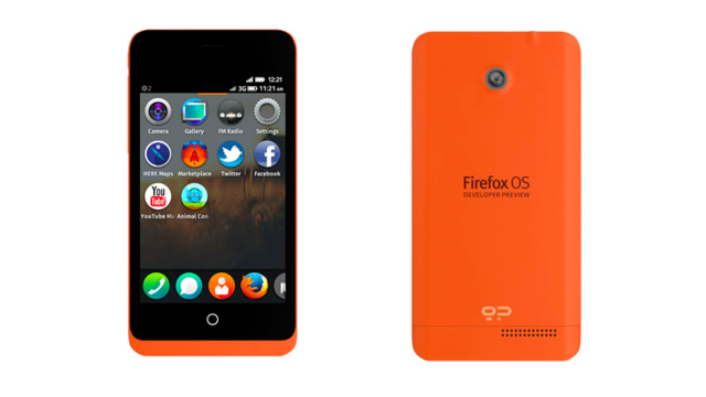 Mozilla Doesn't Plan to Launch the Firefox Phone in the US