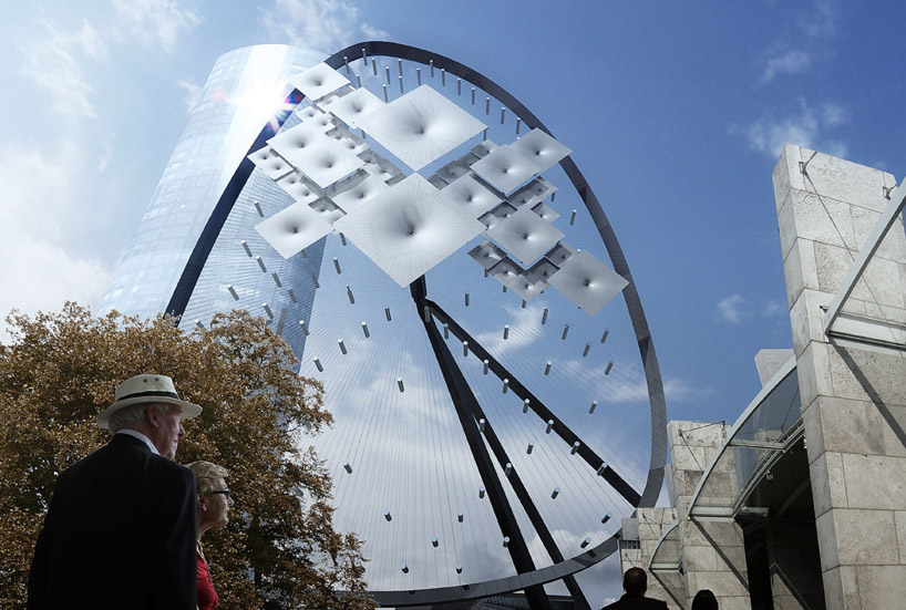 Will Dallas Build a Giant Protective Shield For Its Death Ray Tower?