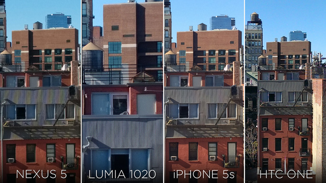 Nexus 5 Camera Battle: Welcome to Photography, Google