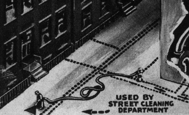 New York's Futuristic Central Vacuum System That Never Was