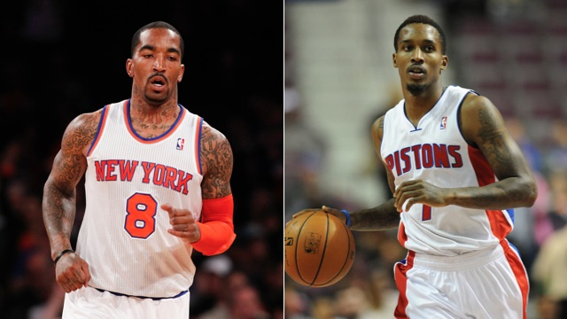 J.R. Smith And Brandon Jennings Are In A Twitter Fight