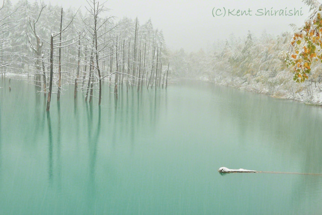 Why This Magical Lake Changes Color With the Weather
