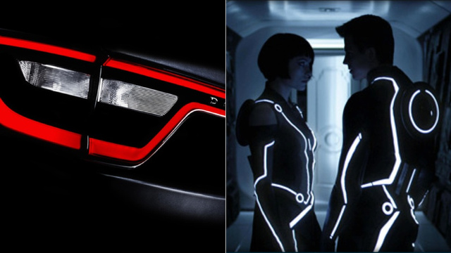 How Dodge Makes LED Taillights