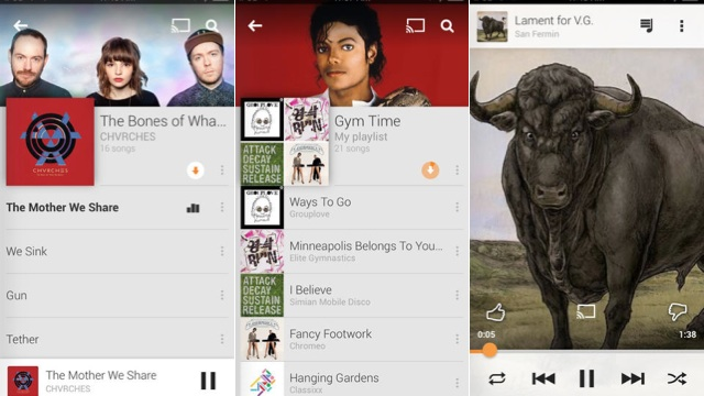 The Google Play Music iOS App Is Finally Here