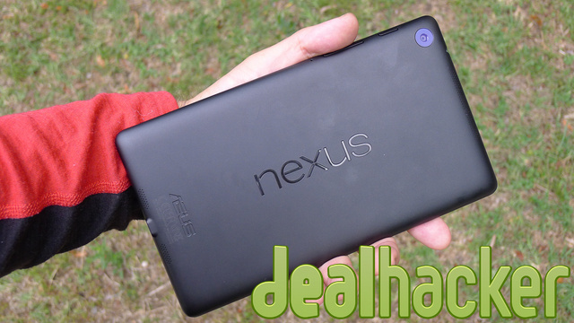 $50 Off the New Nexus 7, 3TB