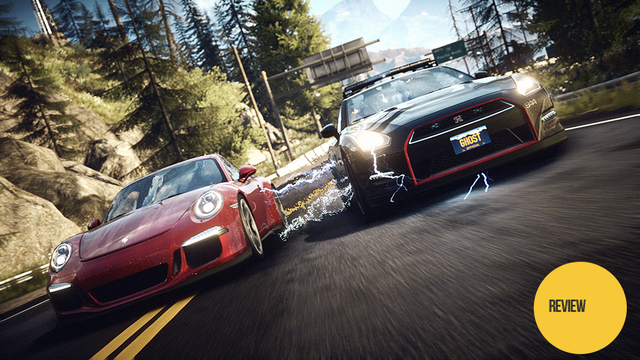 ?Need for Speed Rivals: The Kotaku Review