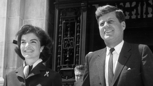 Real Talk: JFK and Jackie Had Sex on Air Force One a Day Before Dallas