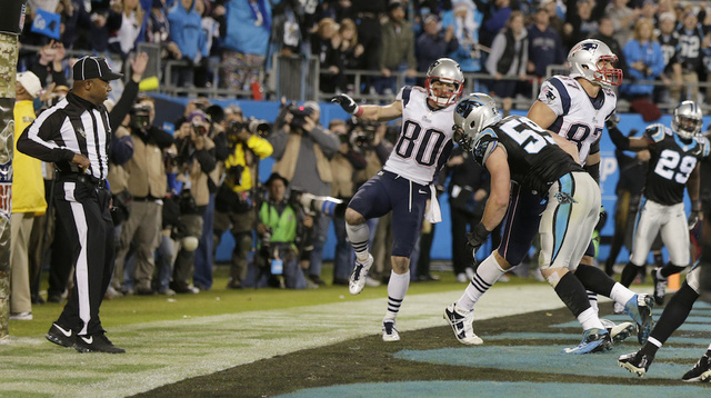 Why Officials Picked Up The Flag And Gave Carolina The Win