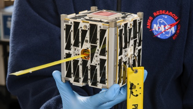 First Satellite Built by High School Kids Is Heading to Space Tonight