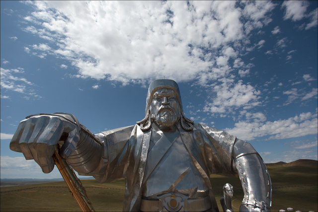 These Mega-Sculptures Are the Biggest in the World