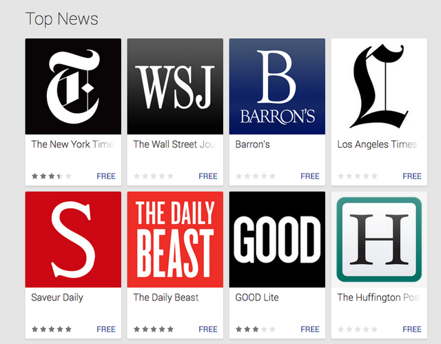 Google Play Newsstand Is Your Personalized Feed of Stuff to Read