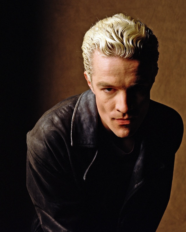 James Marsters reveals the secrets of his dark new Spike comic