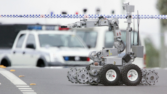 An Inside Look at Real-Life Robocops