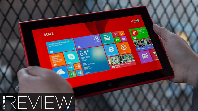 Lumia 2250 Review: Not Much More Than a Pretty Face