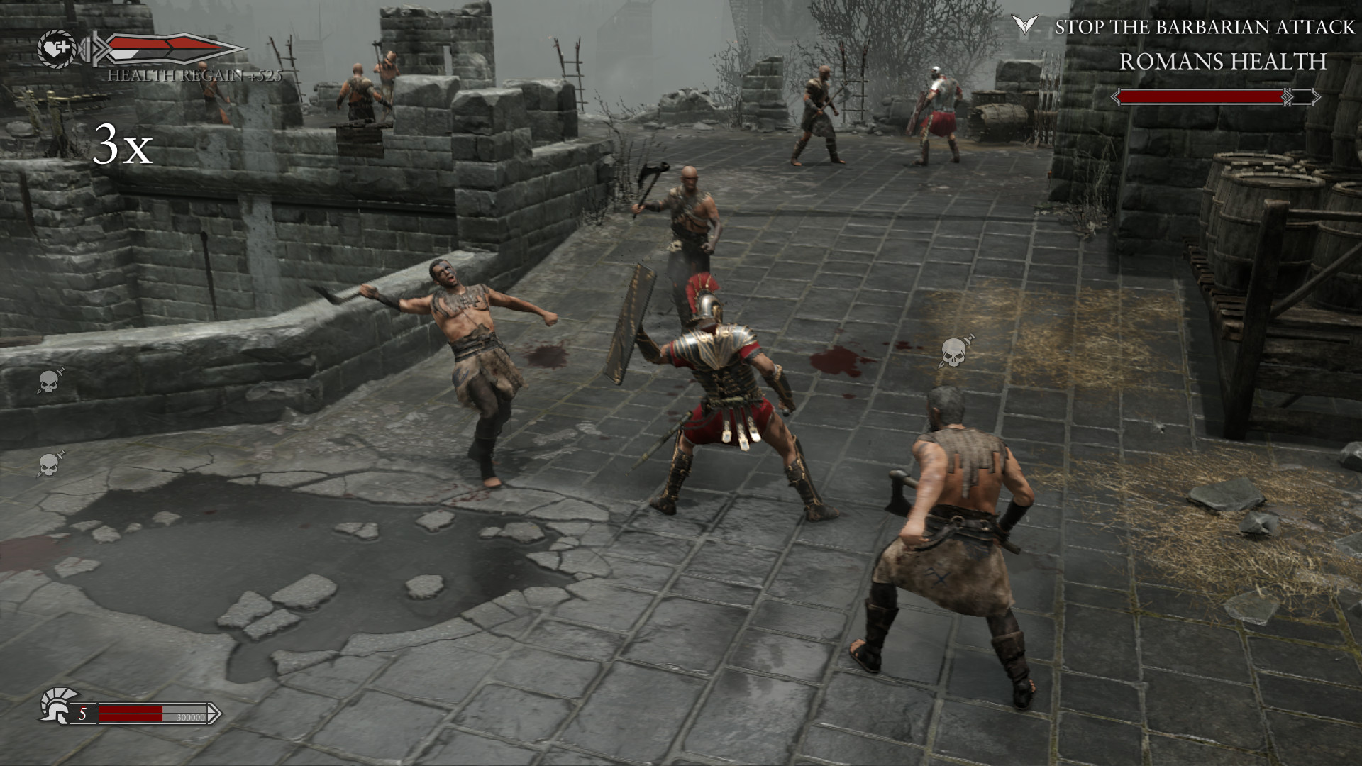 Ryse: Son Of Rome: The...