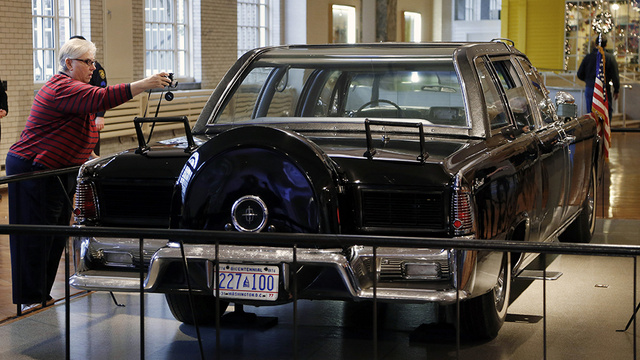 Amazingly, JFK's Limo Was Still Used More Than a Decade Past His Death