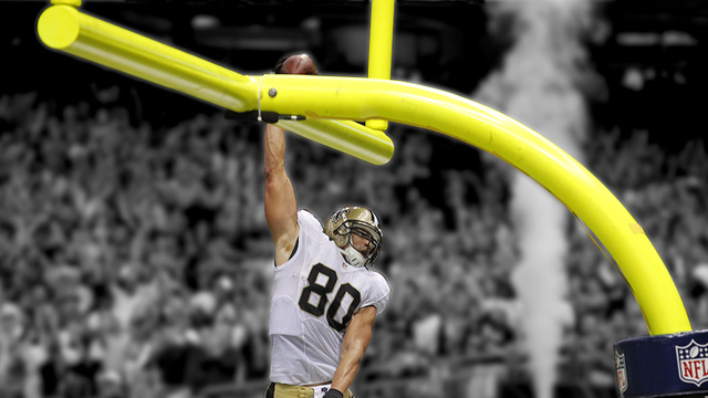 How Jimmy Graham Became The Most Productive Tight End In Footba…