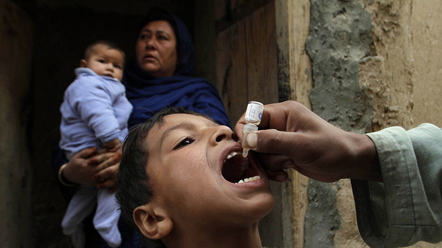 Inside the Push to Wipe Out Polio From the Furthest Corners of Earth