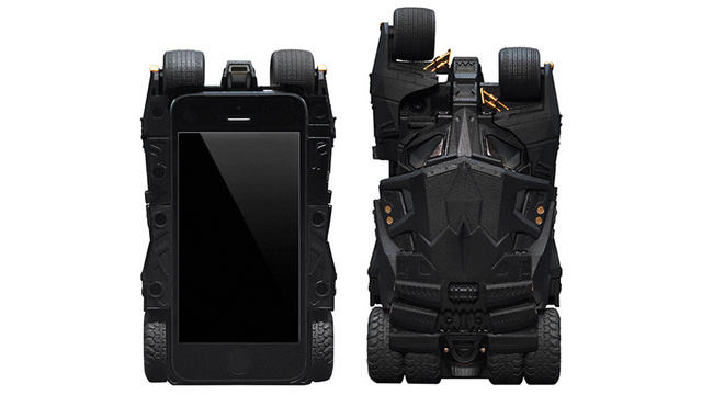 You Have To Really Love Batman To Use This Absurd iPhone Tumbler Case