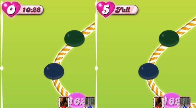 Get More Lives in Candy Crush (and Other Games) with a Clock Tweak
