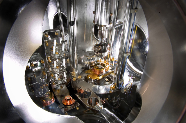 You Need This Beautiful Machinery If You Want Atomic Precision