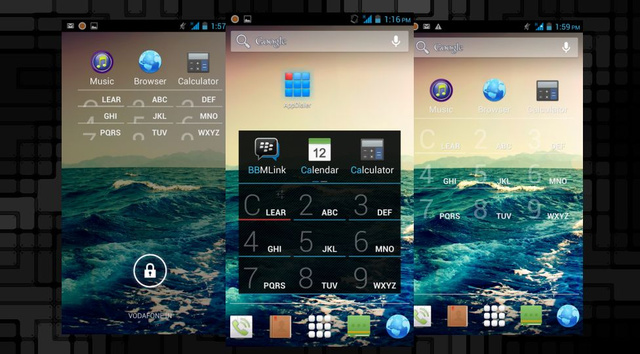 AppDialer is a Quick and Easy T9-Style App Launcher for Android