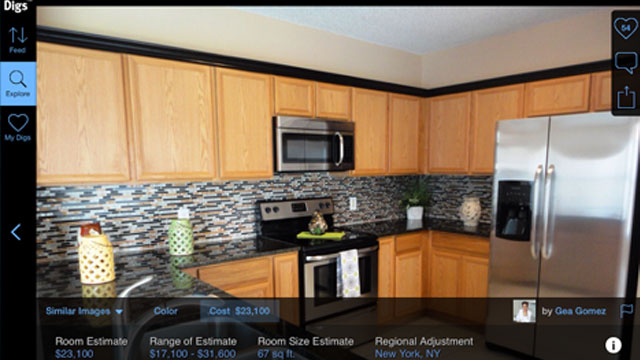 Zillow Digs Showcases Home Improvement Projects, Complete with Costs