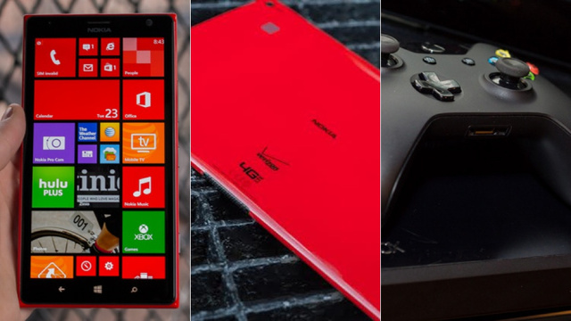 Now Available: Lumia 1520, Lumia 2520 . . . Oh Yeah, and Xbox One